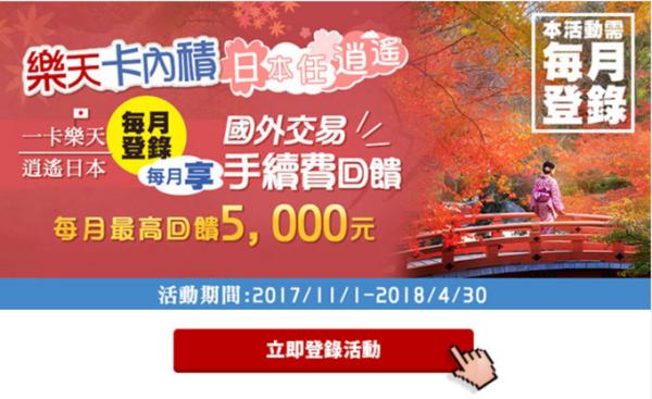 [沖繩自由行] 必備樂天信用卡,日本刷卡免手續費!